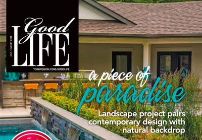 Goodlife Markham July/August Edition 2016