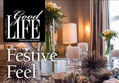 Goodlife Newmarket November/December Edition 2016