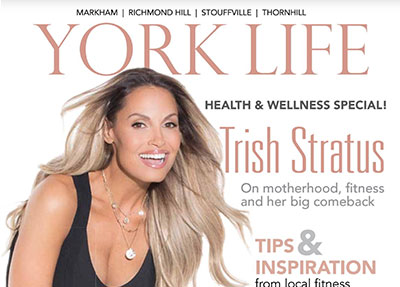 York Life Markham March/April 2018